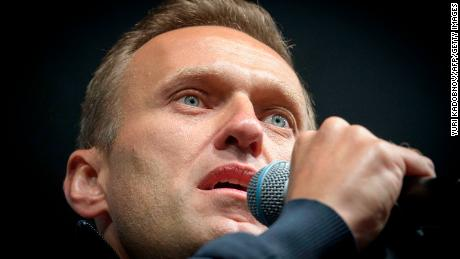 Russian authorities launch new criminal investigation against opposition leader Alexey Navalny