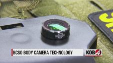 BCSO's new body-worn technology has various features to automatically start recording