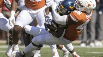 BREAKING: WVU Running Back Enters Transfer Portal