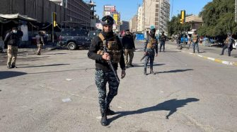 Baghdad: Twin suicide bombings rock Iraqi capital