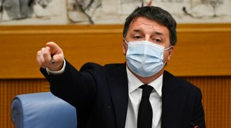 Italy's government in crisis after former PM pulls support