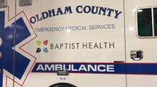Oldham County sees record breaking year for EMS calls in 2020