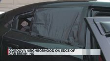 String of car break-ins in Cordova neighborhood