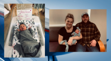 UnityPoint Health-Trinity Moline welcomes first Quad Cities baby born in 2021
