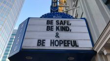 """The way through is together"" 