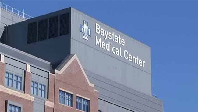 Baystate Health: 129 hospitalized patients with COVID-19, 14 in ICU