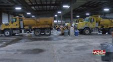Using technology to keep Sioux Falls' streets clear of snow and ice
