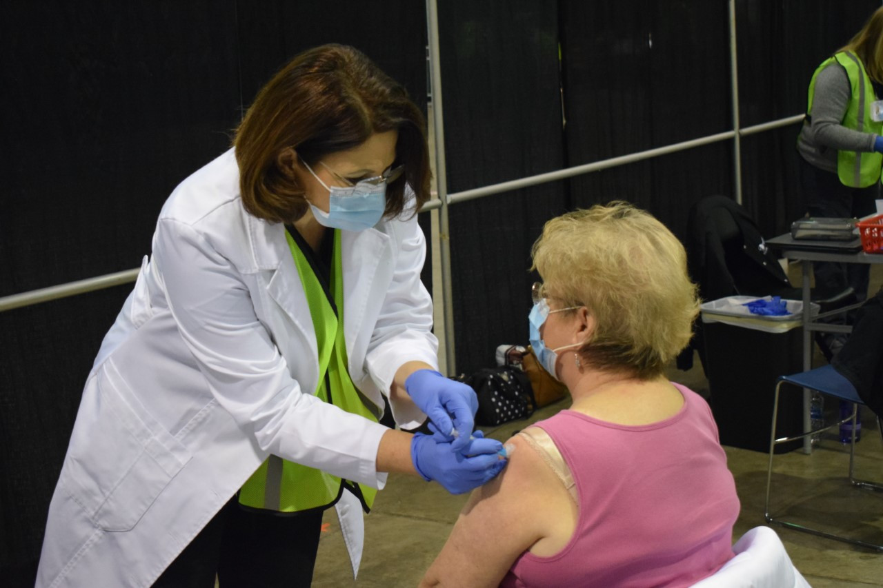 Forsyth Public Health surpasses 10,000 COVID-19 vaccinations