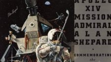 Golf on the moon: Apollo 14 50th anniversary images prove how far Alan Shepard hit ball