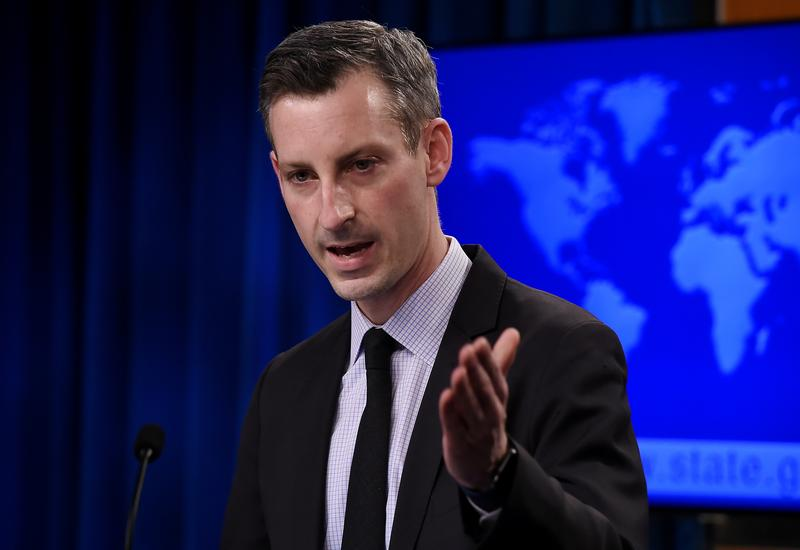 U.S. concerned over China's 'predatory' behavior when comes to technology: State Dept
