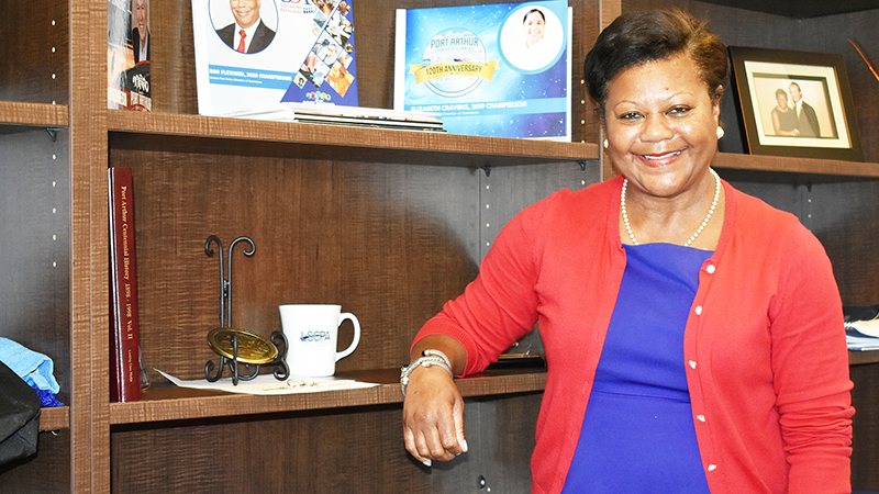 BLACK HISTORY MONTH — Pat Avery breaking barriers & paving way for others - Port Arthur News