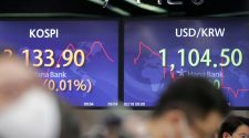 Asian stocks fall, led by technology, industrial names