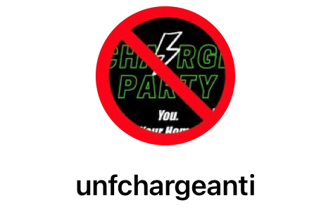 BREAKING NEWS: anti-Charge Party Instagram account is created but swiftly deletes its contents