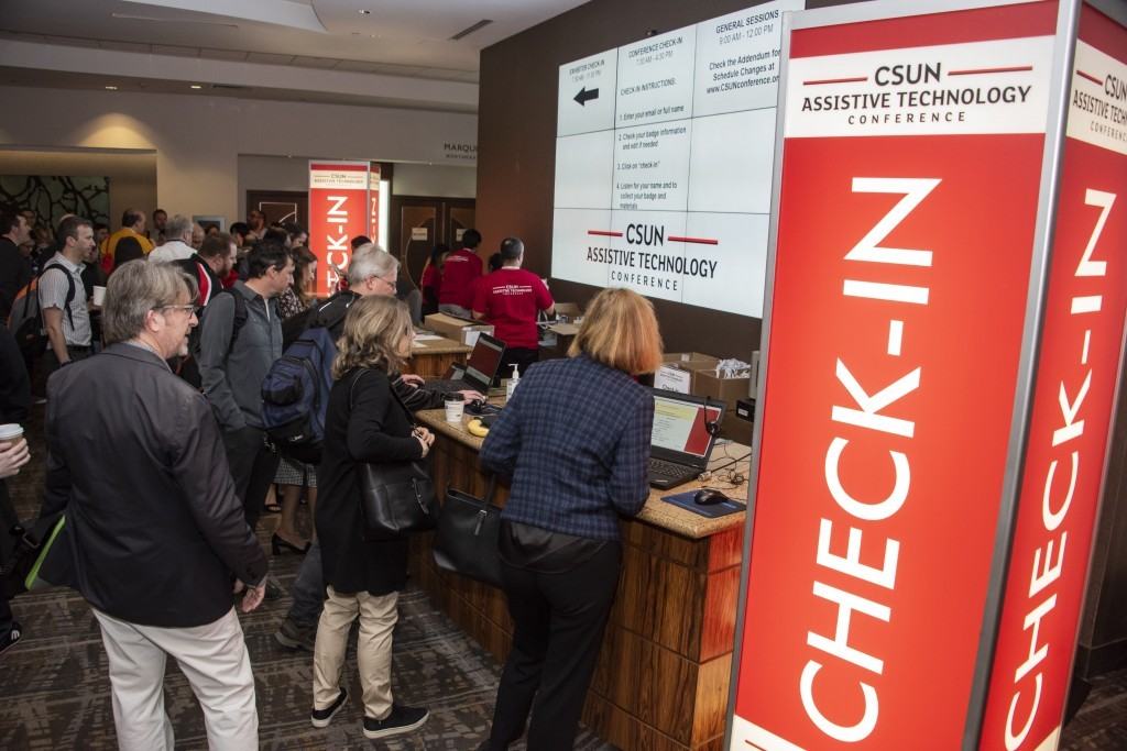 For 36 years, the CSUN Conference has welcomed thousands of guests to share knowledge, new innovations and best practices to promote inclusion for all. This year