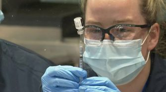Health officials urge vaccinations as COVID variants spread