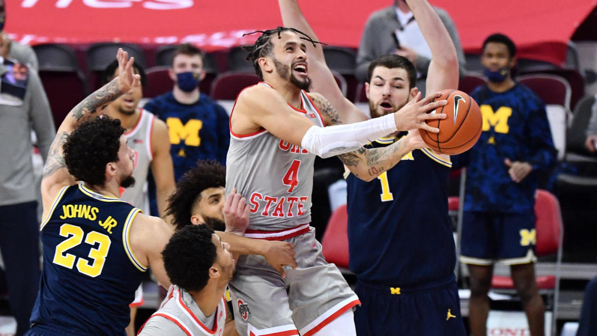 As the NCAA Tournament looms ahead, Michigan vs. Ohio State arrived at perfect time for college basketball