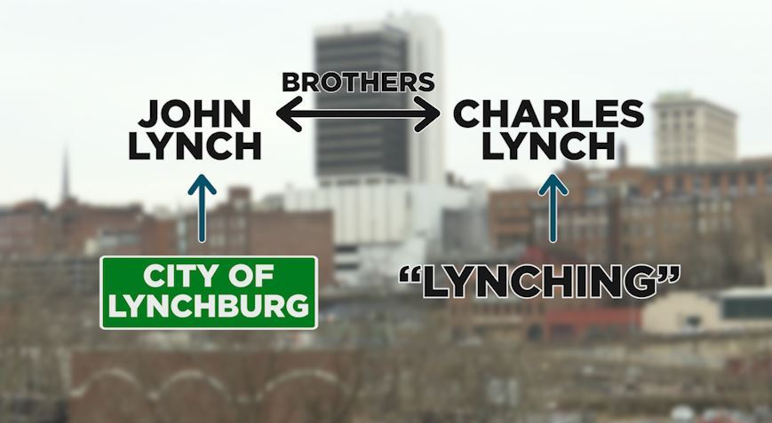 Breaking down the connection between Lynchburg's name and lynching