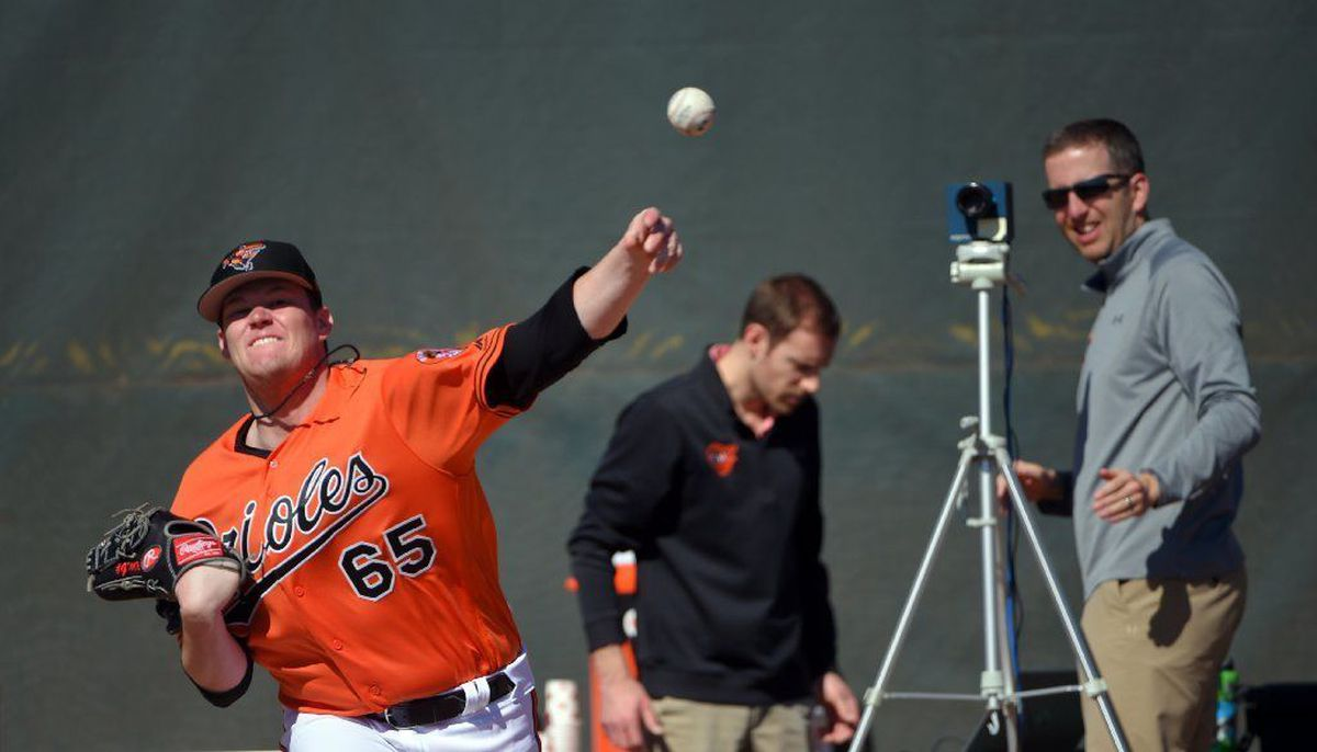 Breaking down the new Orioles pitchers at spring training camp and how they fit | ANALYSIS
