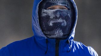 Dangerous windchills in Twin Cities area, Duluth sets record