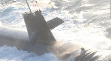 Japanese Soryu submarine collides with commercial ship while surfacing in Pacific