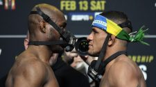Kamaru Usman survives knockdown to brutalize Gilbert Burns | UFC 258