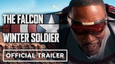 Marvel's Falcon and the Winter Soldier: Official Trailer (2021) - Anthony Mackie, Sebastian Stan - IGN