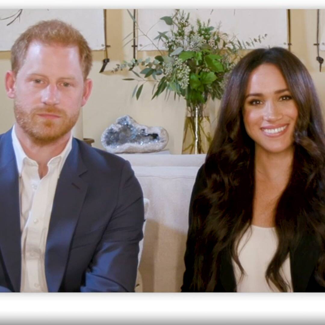 "Meghan and Harry Will Address ""Tension"" Within Royal Family With Oprah"