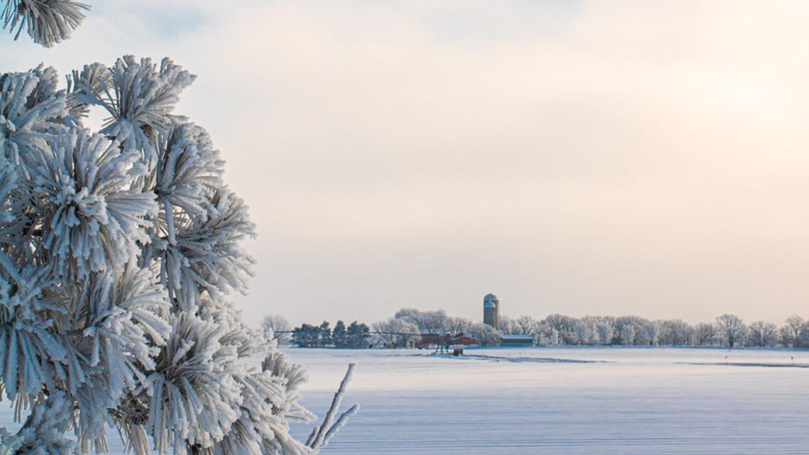 Record-breaking cold in Ely, Minnesota - and Texas