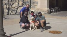 Therapy dogs bring welcomed break to Virginia Tech