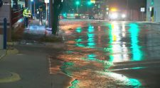 Water main break reported in Downtown Austin