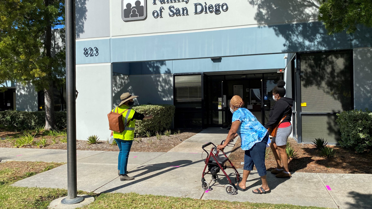 No Appointment Needed at Family Health Centers of San Diego COVID-19 Vaccine Site – NBC 7 San Diego