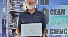 Kona resident honored for support of OTEC technology