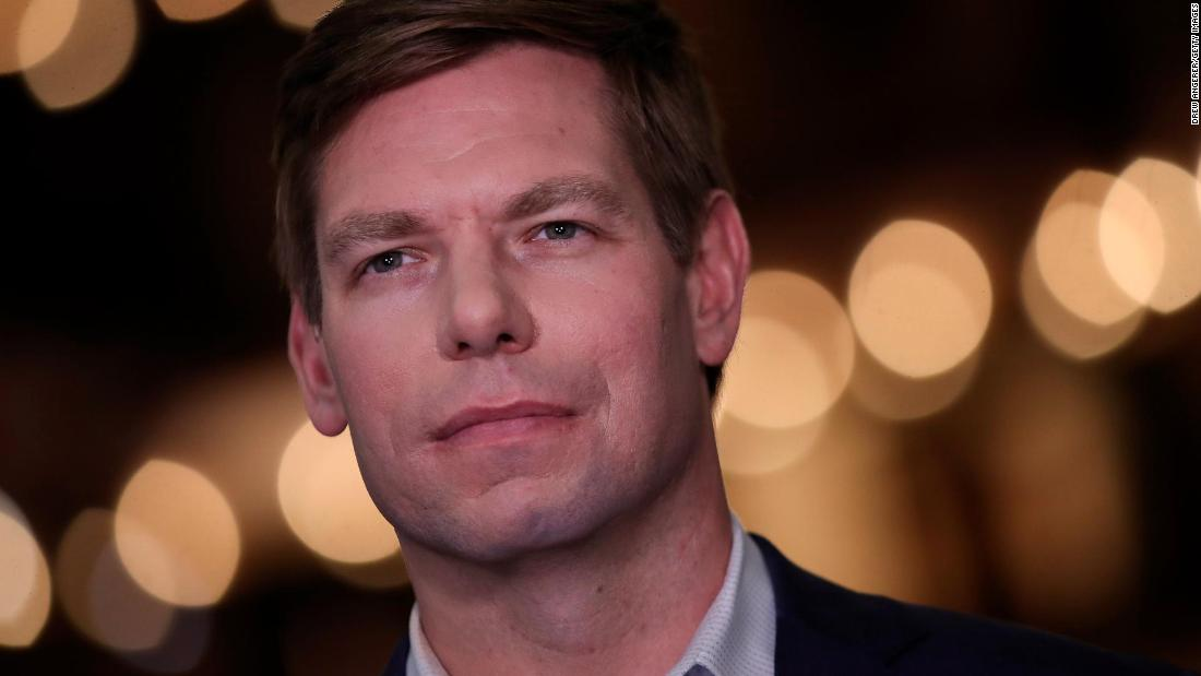 Eric Swalwell sues Trump and close allies over Capitol riot in second major insurrection lawsuit