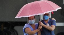 Brazil coronavirus variant and surging second wave are overwhelming hospitals