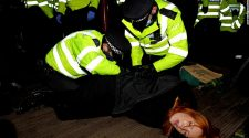 Sarah Everard: London police chief faces calls to resign after officers smash vigil to murdered woman