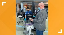 Check-in process at Buffalo Niagara International Airport changing with new ID technology
