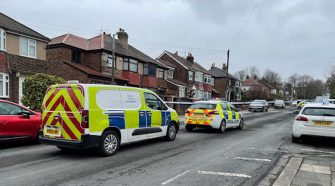 BREAKING: Police seal off Salford street after shooting - live updates