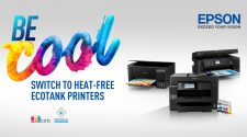 Armed with Heat-Free Technology, the Epson EcoTank printers are designed for sustainable and cost-efficient printing