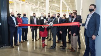 Bell holds ribbon cutting ceremony for Manufacturing Technology Center