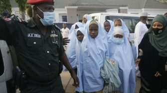 Nigerian governor says 279 kidnapped schoolgirls are freed