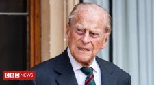 Prince Philip transferred to second hospital for heart condition tests - BBC News