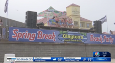 Spring Break is business as usual on South Padre Island