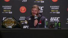 UFC 259: Jan Blachowicz Post-fight Press Conference - UFC - Ultimate Fighting Championship
