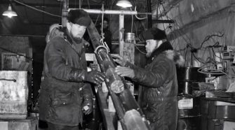 USU geologist examines 'stunning' Cold War relic with ominous implications