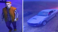 Washington County Sheriff's Office searching for suspect in multiple car break-ins