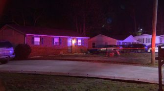 Woman shot man who was breaking into her Durham home, police say