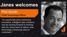 Janes Welcomes Phil Smith as Chief Technology Officer