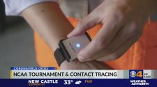 NCAA Tournament players to sport state-of-the-art contact tracing technology