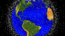 Mission will test new technology for removing satellites from orbit
