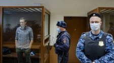Navalny Is Moved to Infirmary as His Health Declines